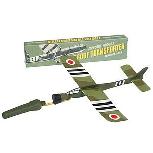 Airborne Assault Troop Transporter Glider - children's parties