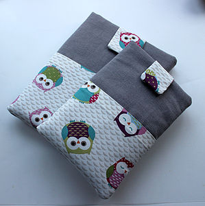 Olly Owl iPad Cover