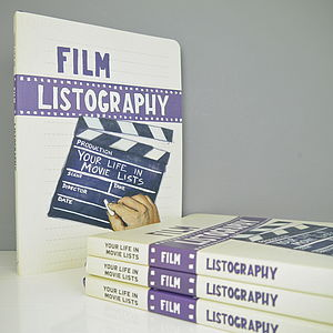 Your Films Journal - stationery