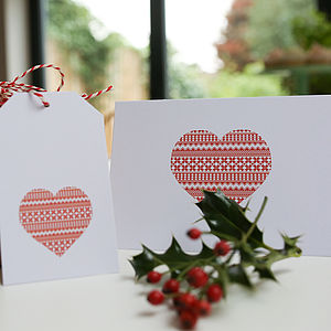 Nordic Charity Christmas Card Pack - cards & wrap