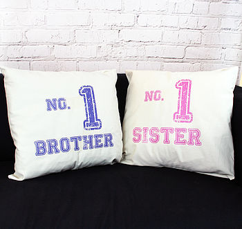 Personalised Family Cushions