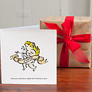 Personalised 'Cupid Christmas Cards'