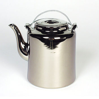 The Magpie Teapot
