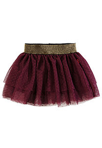 Piska Tulle Skirt - clothing