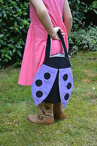 Girl's Ladybird Handbag - bags, purses & wallets
