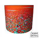 Poppy Drum Lampshade By Jacqueline Hammond for Smart Deco Style