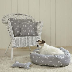 Stylish Dog Donut Dog Beds With Removable Cushions