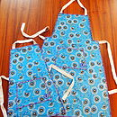 Dandelion Puff Aprons For Kids And Adults