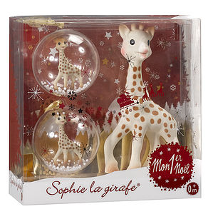 Babies First Christmas Gift Set - tree decorations