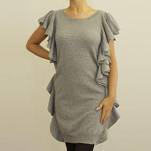 20% OFF Ruffle Dress
