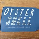 Oyster Shell Oyster Card