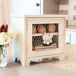 Farmhouse Egg Cabinet - furniture