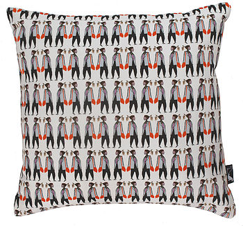 Chit Chat Cushion