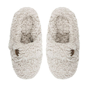Ruby And Ed Cloud Snuggle Mule   Natural - shoes