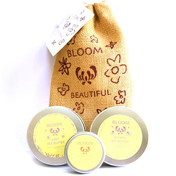 Mummy And Baby Skin Care Gift Set