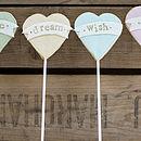 Personalised Bridesmaid Or Pageboy Gift Cookies
