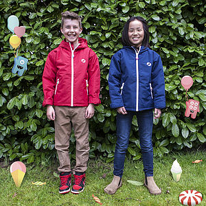 Children's Ruckjack Coat - clothing