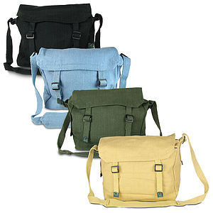 Canvas Haversack