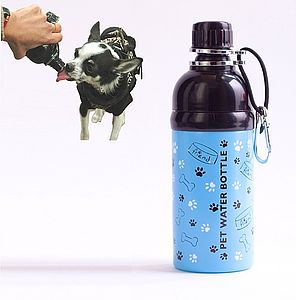 Medium Pet Water Bottle - pets sale