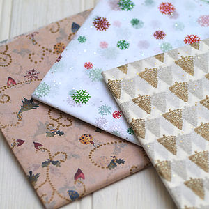Christmas Tissue Wrapping Paper - cards & wrap