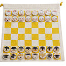 Wood Chess Set For Kids