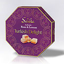 Turkish Delight In Various Flavours