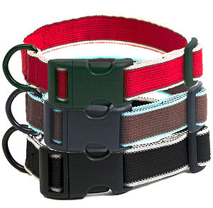 Secret Agent Reflective Dog Collar - dogs