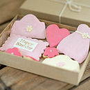 Birthday Cookie Gift Box