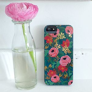 Roses iPhone Five 5S Phone Case - phone & tablet covers & cases