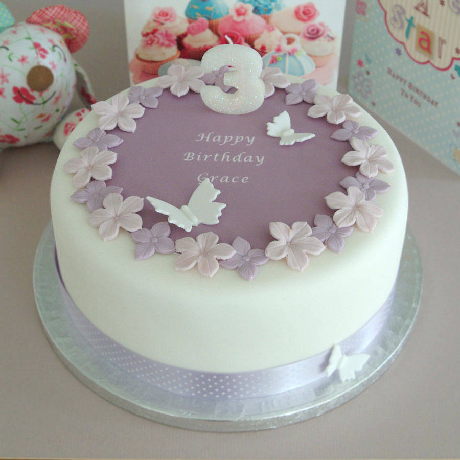 Cake Decorating Ready Made Flowers : Flower Cake Decorations Ideas - Home Design & Architecture ...