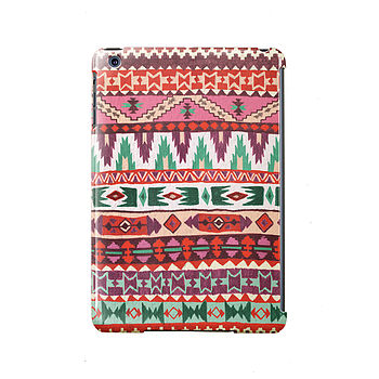 Aztec Print Design For iPad Mini