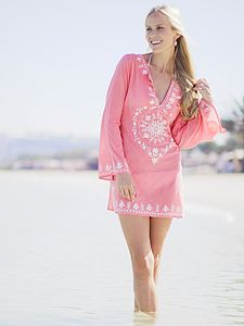 Ladies Mustique Kaftan - swimwear & beachwear