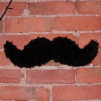 Moustache Wall Decoration Small