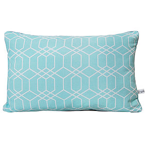 Honeycomb Cushion - cushions