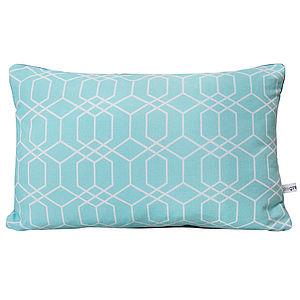 Honeycomb Cushion - cushions