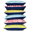 Pink Grapefruit New Cushion Collection