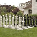 Uber Chess Pieces