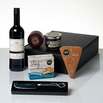 The Big Cheese Award Winning Gift Hamper