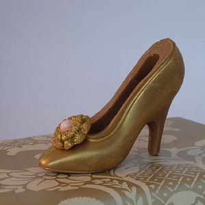 Small Single Shoe Royal Vintage Jewel