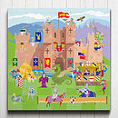 Knight's Castle Canvas