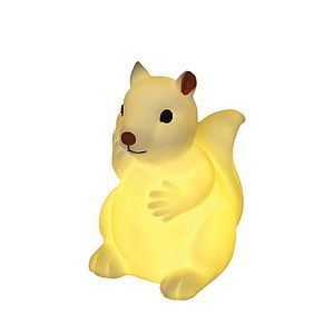 Squirrel Night Light - children's lighting