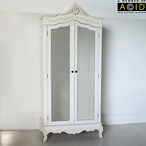 Classic French Armoire