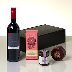 The Cheese Lovers Gift Hamper - hampers