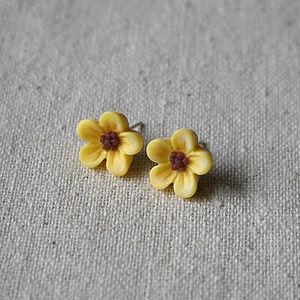 Blossom Earring Studs