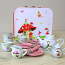 Woodland Fairy Tea Set