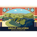 Great Malvern Station Worcestershire Print