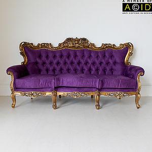 Grand Louis Sofa
