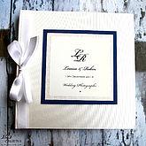 Personalised Photo Album - weddings