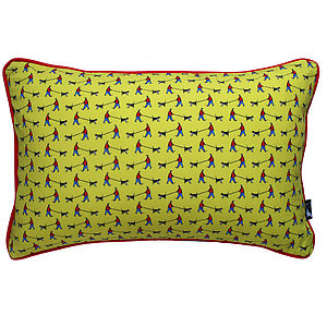 Dog Walker Cushion - cushions