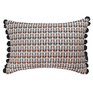 Chit Chat Rectangular Cushion